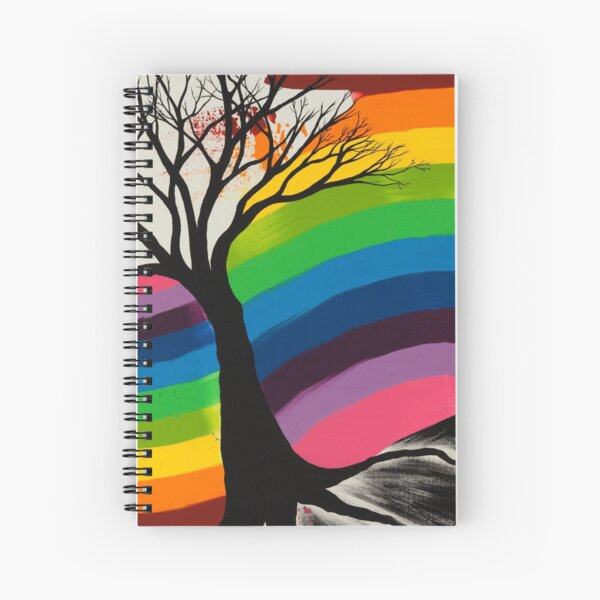 The Auracle Spiral Notebook