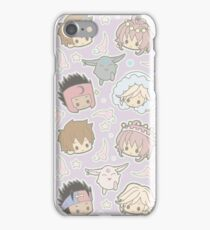 Tsubasa Chronicle Chibi iPhone Case/Skin