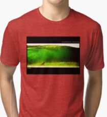 Green Walls Tri-blend T-Shirt