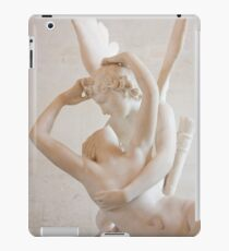 Psyche revived by Cupid's kiss iPad Case/Skin