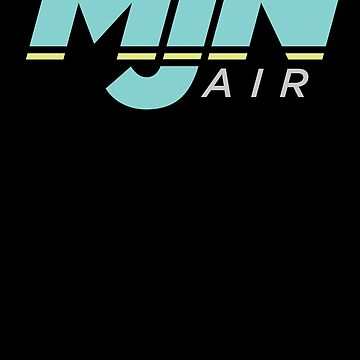 MJN Air Logo by jeweldesigns