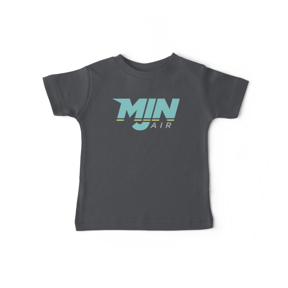 MJN Air Logo by Ashton Bancroft