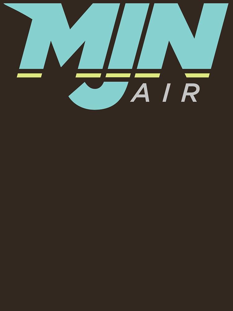 MJN Air Logo | Unisex T-Shirt