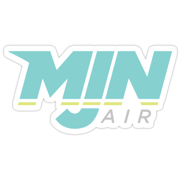 MJN Air Logo by Ashton Bancroft
