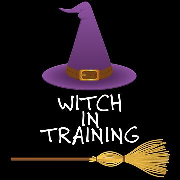 Witch In Training  by TheArtArmature