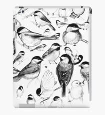 Chickadee Study iPad Case/Skin