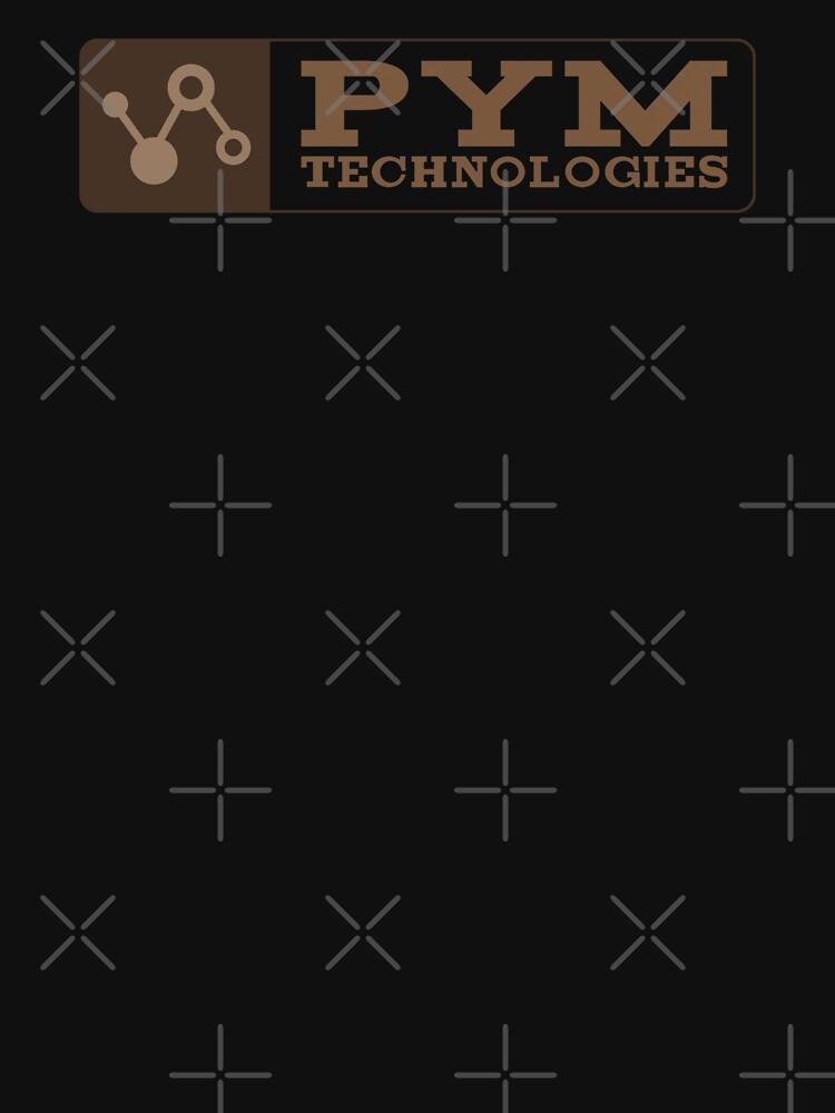 Ant-Man - Pym Technologies - Brown Clean by garudoh