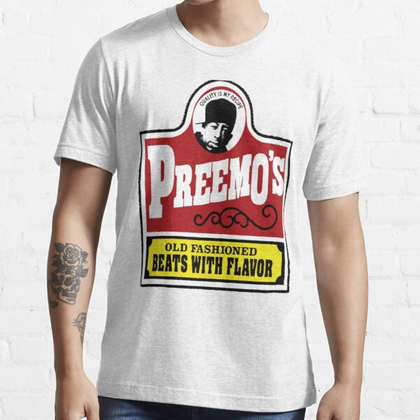 Preemo's old Fashioned Beats With Flavor Essential T-Shirt