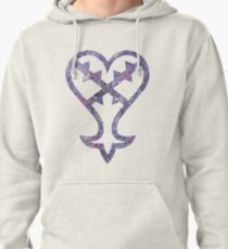 Kingdom Hearts Heartless Pullover Hoodie