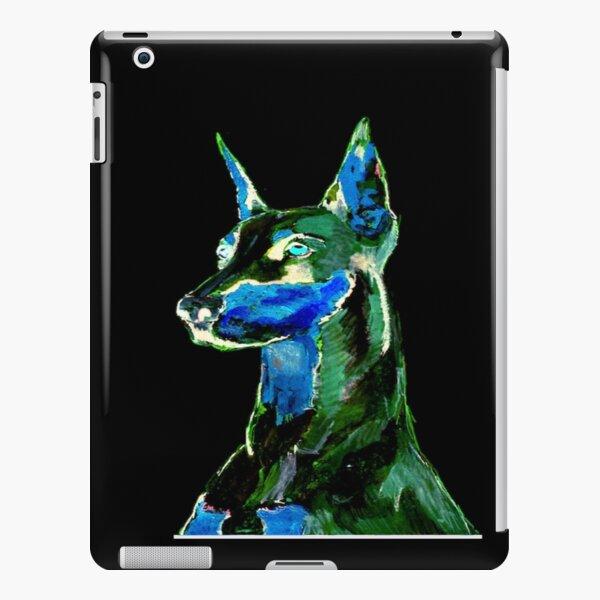 Doberman Pinscher - Doberman Pinscher Painting - Doberman Pinscher Gift - Dog Lover Gift iPad Snap Case