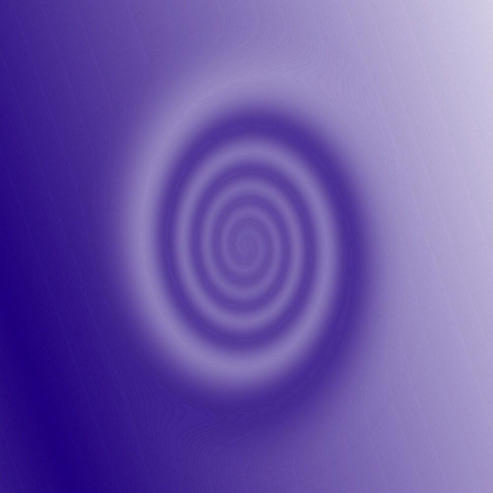 Purple Swirl by NelmaHiggins