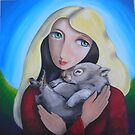 Wombat Love by Jennifer Rowlands