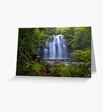 Zillie Falls Greeting Card