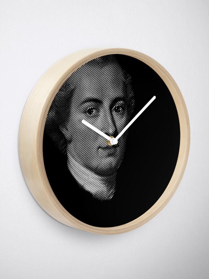 Alternate view of Immanuel Kant Clock