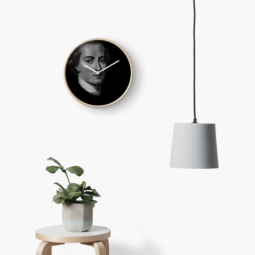 Immanuel Kant Clock