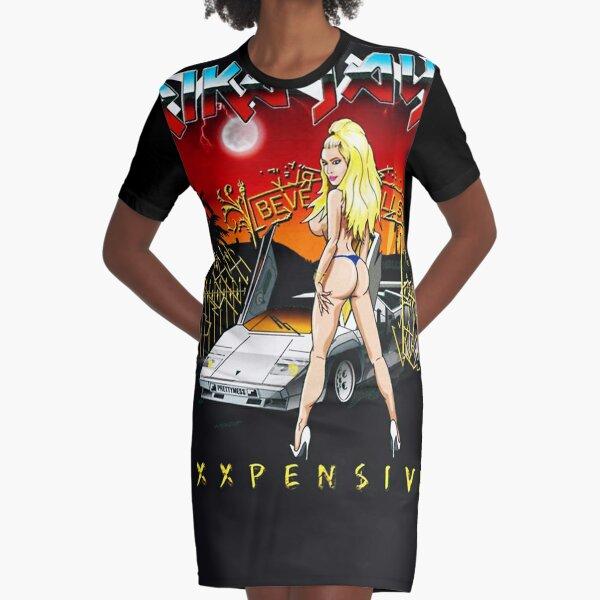 erika jayne - T-Shirt Kleid