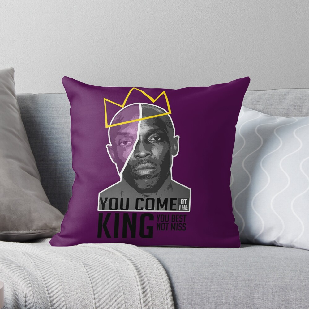 Omar Little - The Wire Throw Pillow
