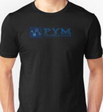 Ant-Man - Pym Technologies - Blue Dirty Unisex T-Shirt