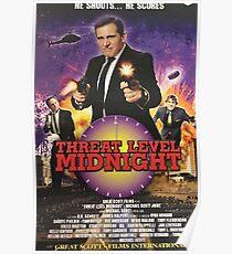 Geng Bedrohungsstufe Mitternacht - Poster