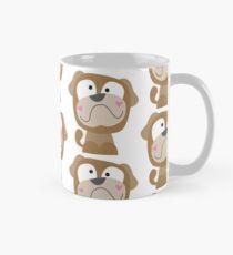 Happy Pug Classic Mug