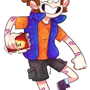 Dipper Pines sticker! by Obesity