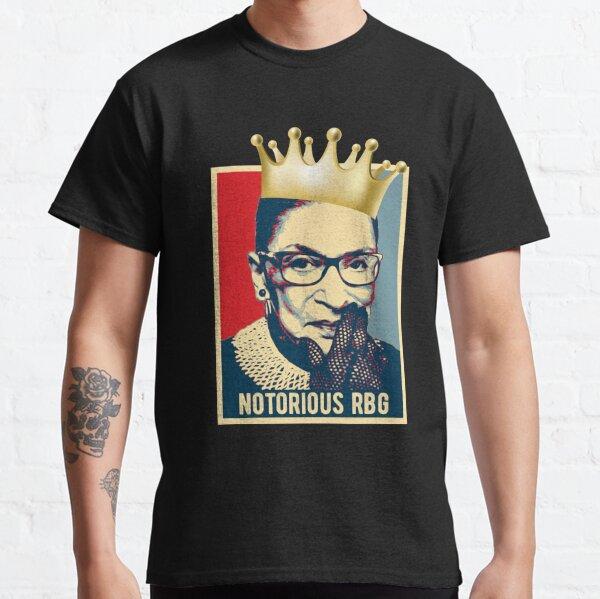 Notorious Ruth Bader Ginsburg (RBG)  Classic T-Shirt