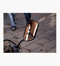 Street Reflections Photographic Print