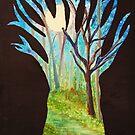 'The far away tree' by Susie Hawkins