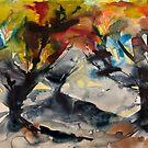 Baumgarten von Marianna Tankelevich