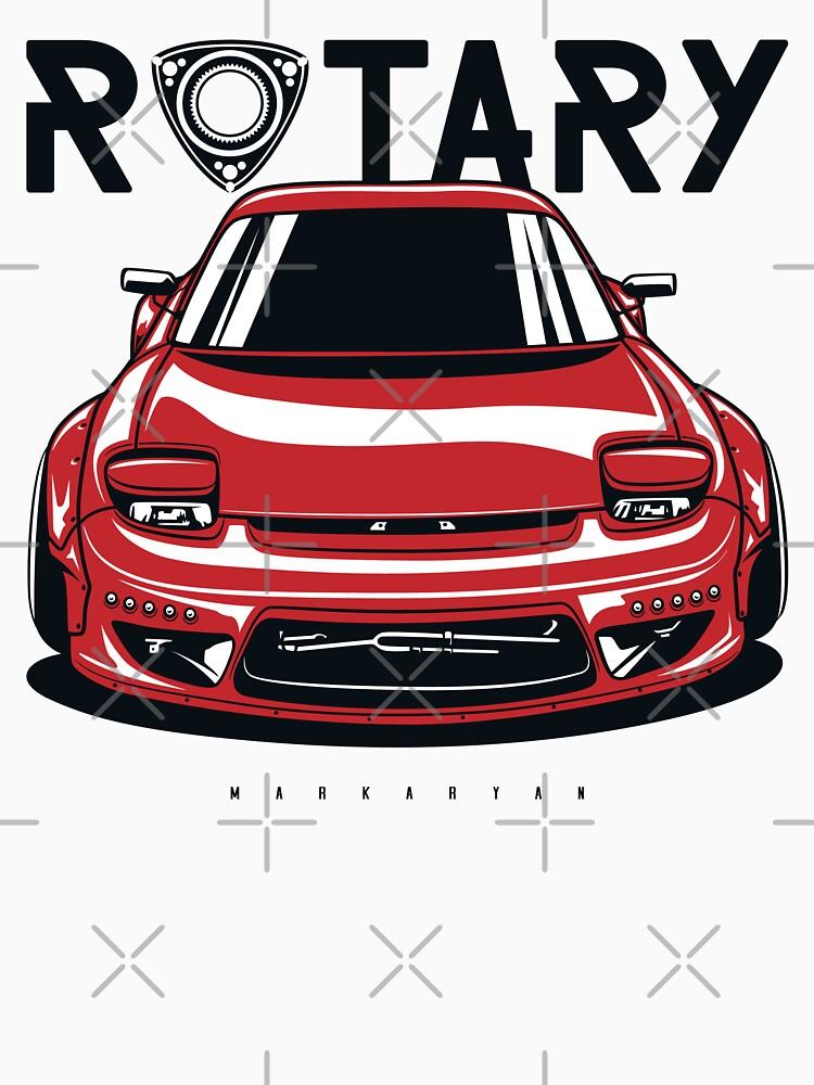 Rotary RX7 FD3S by OlegMarkaryan