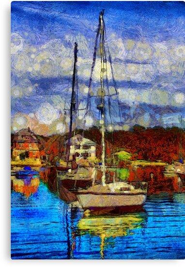 A Safe Harbor by Bill Wynn
