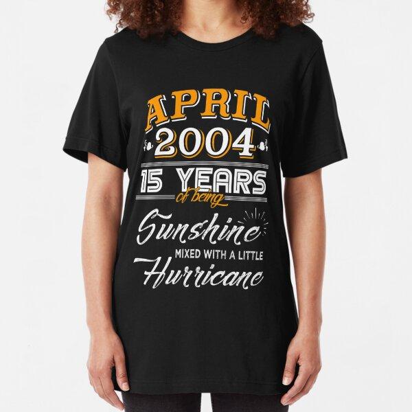 Geburtstag Geschenke 16 Jahre alt T-Shirt Fantastisch seit 2004 16