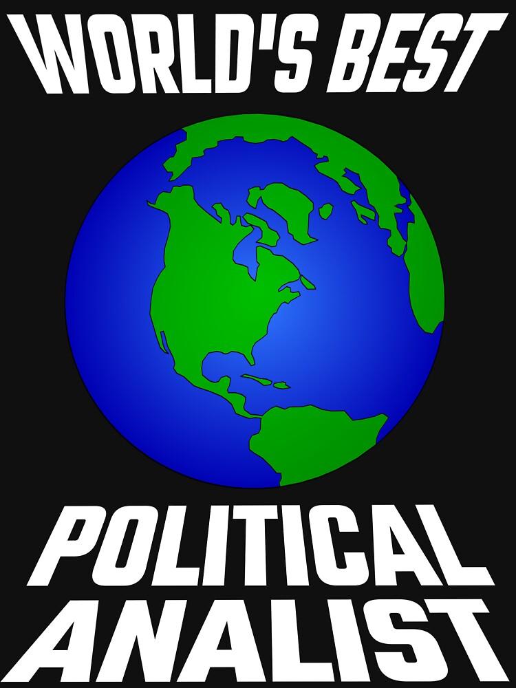 World's Best Political Analyst by evahhamilton