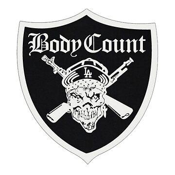 Body Count - Schwarz von powr13
