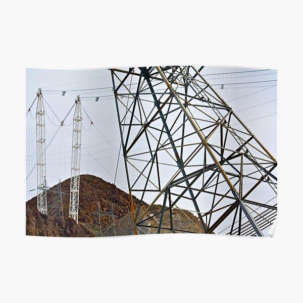 Dam Power Poster