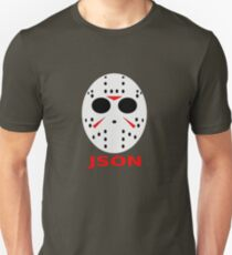 JSON Unisex T-Shirt