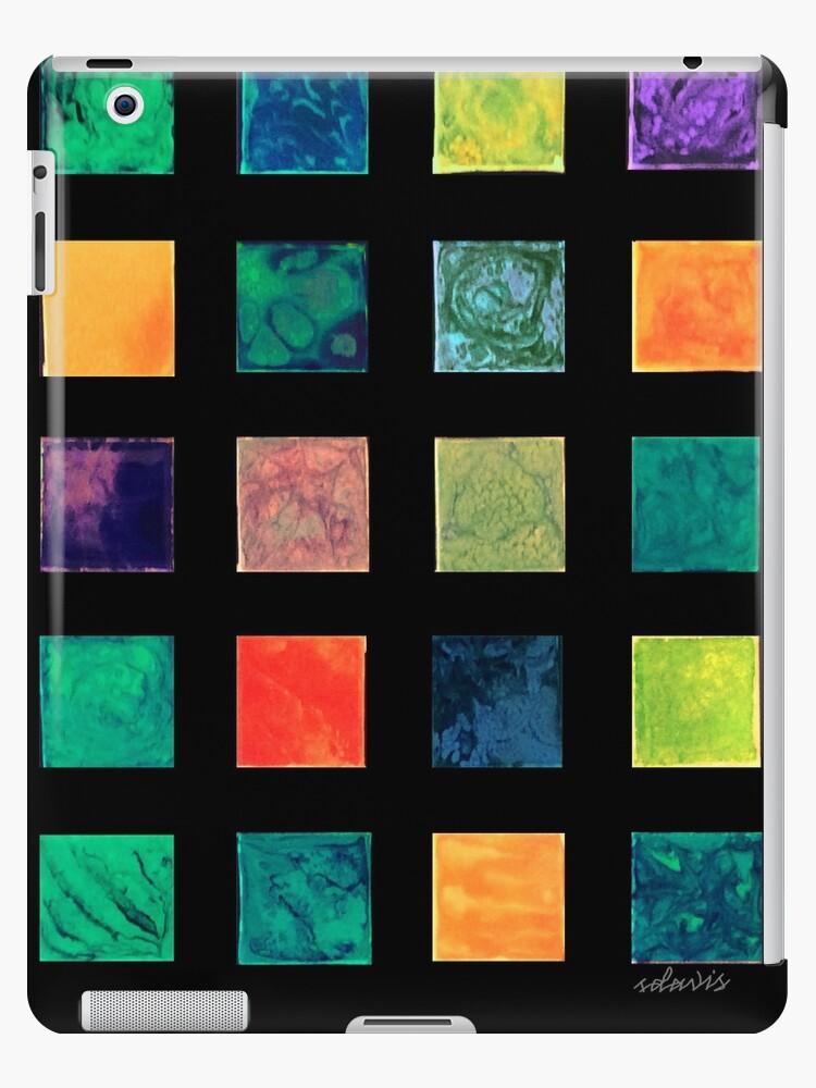 sd Tile Art 2C by mandalafractal