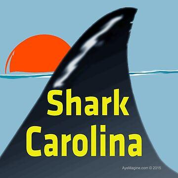 Shark Carolina by ayemagine
