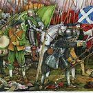 Scottish Mercenaries in Sweden 1631 by Louie Pastore