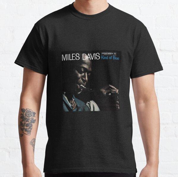 Tipo de azul Camiseta clásica