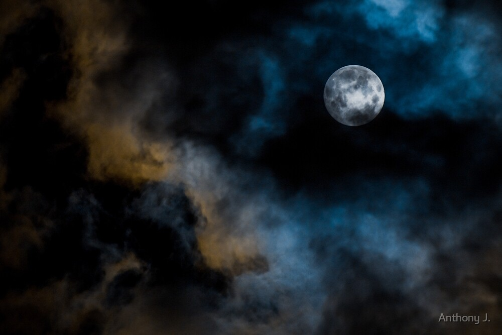 Dance of the Moon. by Anthony J.