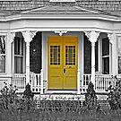 The Yellow Door... by Karen  Helgesen
