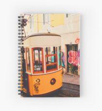 BOM DIA LISBOA | Tramway N°1 Cahier à spirale