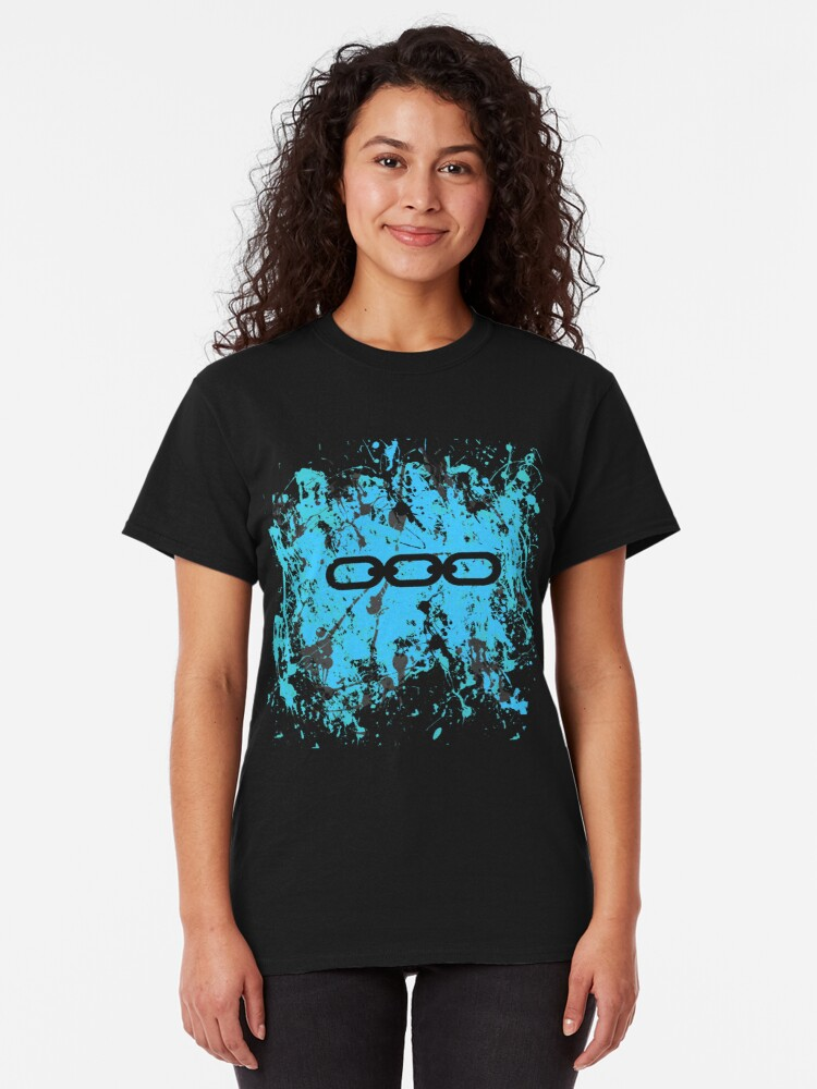 Alternate view of Bioshock Chains of EVE Classic T-Shirt