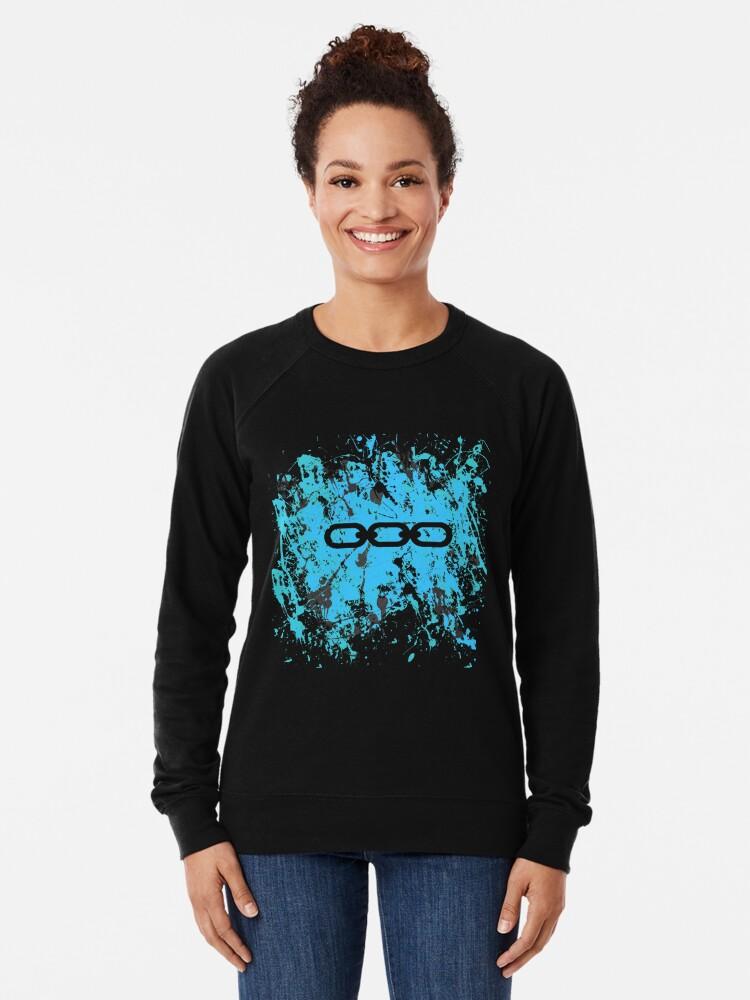 Alternate view of Bioshock Chains of EVE Lightweight Sweatshirt