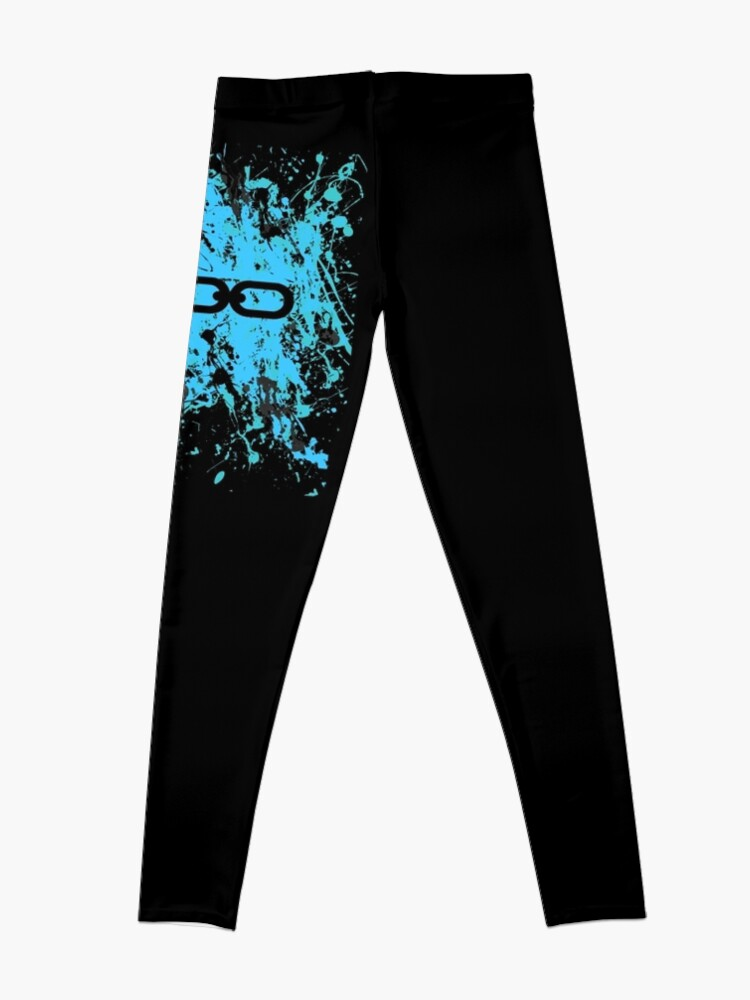 Alternate view of Bioshock Chains of EVE Leggings