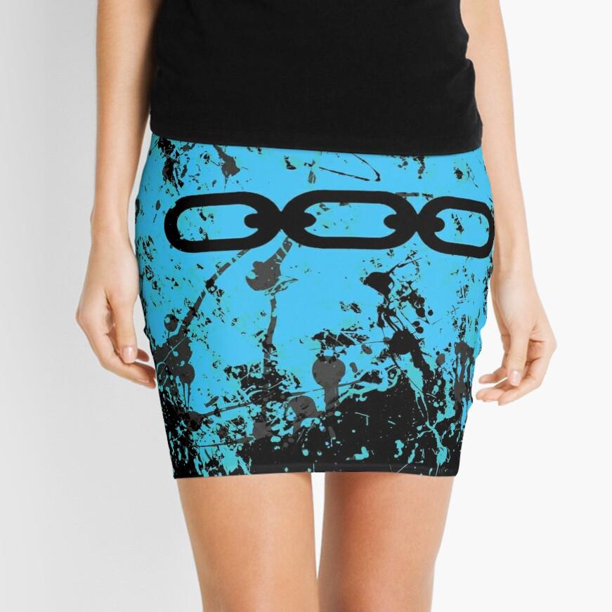 Bioshock Chains of EVE Mini Skirt