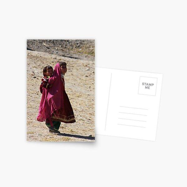 Sisters (Afghanistan) Postcard