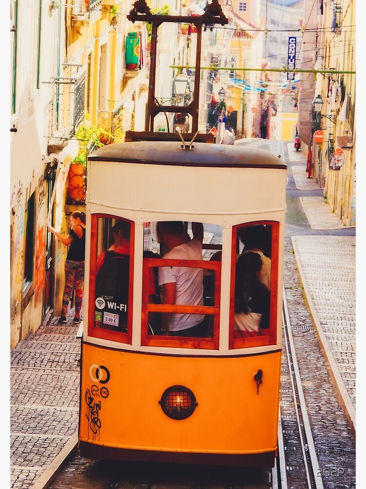 «BOM DIA LISBOA   Tramway N°2» par 2G2P