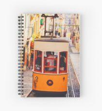 BOM DIA LISBOA | Tramway N°2 Cahier à spirale